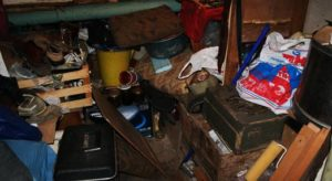 Извозване на строителни отпадъци с камион