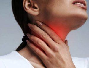 Възпаление и болки в гърлото